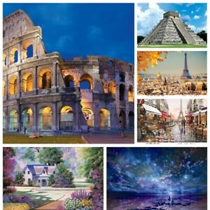 1000 Pieces Jigsaw Puzzle Landscape Toys For Adults kids Gifts Game Toys#