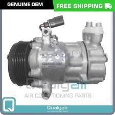 New OEM AC Compressor fits VW Fox, Gol G4, Polo/Skoda SD6V12/6RF820803C CM104088