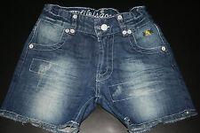 NO TOMATOES - Mädchen Jeans Shorts - 128/134 - Super COOL - BLAU - TOP!