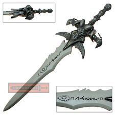 Dragon Skull FOAM Frostmourne Replica Latex LARP Sword Fantasy Huge War Craft