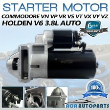 STARTER MOTOR TO FIT HOLDEN COMMODORE 3.8L V6 VS VT VX VY VN VP VR BRAND NEW