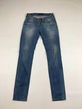 Women's Firetrap 'Skinny' Jeans - W26 L32 - Faded Navy - Great Condition
