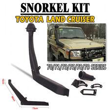 TOYOTA Land Cruiser Snorkel Kit Off Road 70 71 73 75 78 79 Series 1985-2007