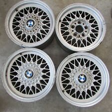 Set 4 cerchi in lega 7Jx15 5x120 ET20 BMW Serie 5 E34 1987-1996 17454 20Z-1-A-3