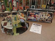 Star Wars Vintage Meccano Death Star Space Station Playset ~ L'etoile Noire