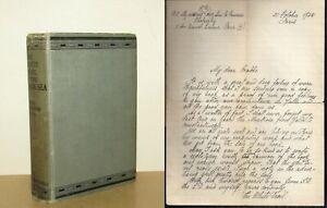 Lewis Stanton Palen - The White Devil of the Black Sea - 1st/1st (Signed Letter)