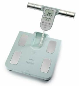 Brand New Omron BF511 Family Body Composition Monitor Turquoise