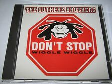 DON'T STOP WIGGLE WIGGLE by THE OUTHERE BROTHERS (1995) Rare Mini Album/EP on CD