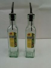Clear Tablecraft H9085 Olive Oil Dispensers Set of 2 - HOTT DEALS