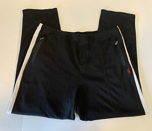 Polo Ralph Lauren Men's Sweatpants Black Size 3XLT 3X Tall