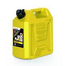 Diesel Cans 5.3 Gallon 20 Litres Auto Shut Off Fuel Tanks Diesel Fuel Tank