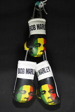 Mini Gants De Boxe Bob Marley plus Bob Marley porte-clés-Hang en Voiture