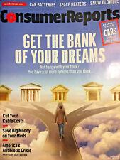 CONSUMER REPORTS Magazine JANUARY 2016 Save On Meds AMERICA'S ANTIBIOTIC CRISIS