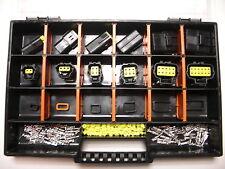ECONOSEAL Spina Set 6 x più poli + BOX AUTO CAMION MOTO DUCATI Barca Quad