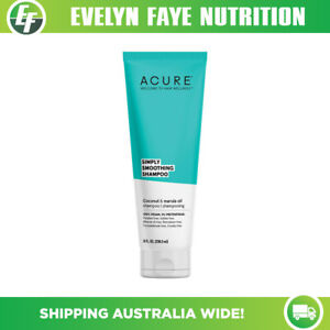 ACURE Simply Smoothing Shampoo - 236.5ml (8 fl oz)