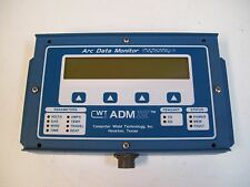 COMPUTER WELD TECH ARC DATA MONITOR IV - USED - FREE SHIPPING