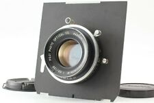 【Excellent+++】FUJINON W 135mm f5.6 Copal Large Format Lens from Japan #107