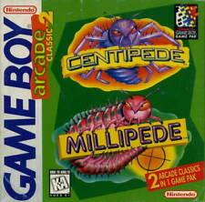Arcade Classic 2 Centipede & Millipede Game Boy Color A