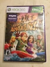 Xbox 360 - Kinect - Kinect Adventures! - Video Game (Microsoft Xbox 360) - *New*