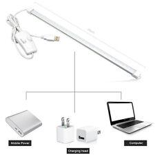 30LEDs Portable DC 5V USB Strip LED Bar Light 3 Mode Switchable Desk Lamp