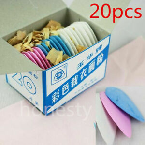 20pcs Tailor's Fabric Chalk Dressmaker's Pattern Marking Chalk Sewing Useful