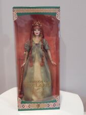 2004•New in Box•Mattel•Barbie•Legends of Ireland Collection•Faerie Queen