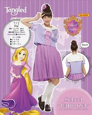 Tangled Rapunzel School Uniform  DISNEY PRINCESS COSTUMES Halloween Licensed
