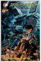 ARMY OF DARKNESS #4, NM+, Shop and Drop, Bruce Campbell, SMart,more AOD in store