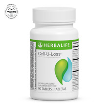 NEW Herbalife CELL-U-LOSS 90 Tablets - Exp Date 2021 FREE/FAST  Shipping