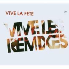 Vive la fete-les remixé CD neuf emballage d'origine