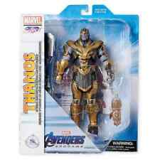 Thanos Collector Edition Action Figure – Marvel Select by Diamond – 9'' – NEW