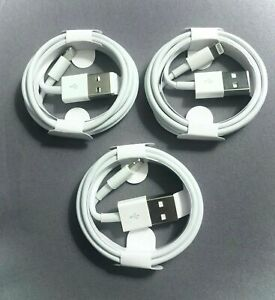 3x Fast USB Charger Cable Charging Cord