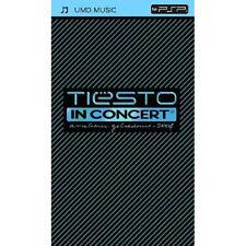 Tiesto In Concert 2004 (UMD) - Playstation Black Hole