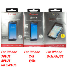 Authentic ZAGG Invisible Shield Glass Screen Protector for Apple iPhone Models