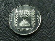 ISRAEL    1 / 2  Lira    1970    BRILLIANT  UNCIRCULATED  ,  MINT  SET