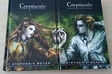 Crepúsculo Volumen 1 y 2 La novela gráfica. Stephenie Meyer. Primera edición