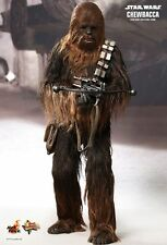 Hot Toys MMS262 Star Wars Episode IV a Hope 1/6 Chewbacca Figure Collection