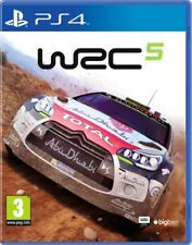 WRC 5 VIDEOGIOCO RALLY GIOCO CORSE CROSS PS4 SPORT ITALIANO PLAY STATION 4