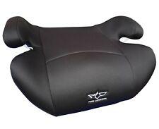 Kindersitzerhöhung Kinderautositz schwarz 15-36kg NEU Sitzerhöhung ECE R44.04