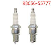 2 SPARK PLUG A5RTC For Honda EU2000i GX100 & Predator 2000w 98056-55777 CR5HSB