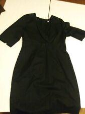 Bitten By Sarah Jessica Parker Women Black Casual Dress 16