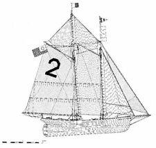 Bauplan Phantom Modellbauplan Historisches Schiffsmodell