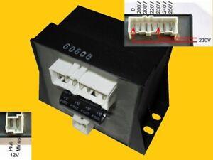 Power Supply Netzteil Transformator Trafo 230V AC / 12V DC 2A BV066-0335.4 1x