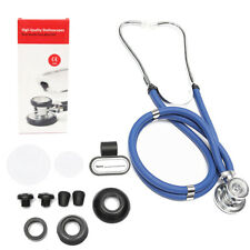 Professional Medical Clinical Classic Nurse Doctor Double Dual Head Stethoscope