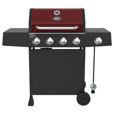 Expert Grill 4 Burner with Side Burner Propane Gas Bbq Barbeque Outdoor Cooking