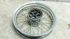 13 Suzuki DR 650 SE DR650 DR650se rear back wheel rim straight