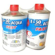 Resina bicomponente Prochima E30 FAST effetto Acqua - form. 320gr (A+B)