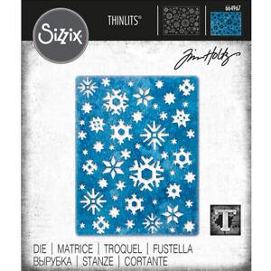 Sizzix Thinlits - Arctic Die Set by Tim Holtz