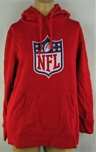 NFL Decal Men's Fanatics Long Sleeve Pullover Hoodie