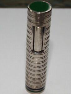 Damen Feuerzeug Maruman - Silver Plated